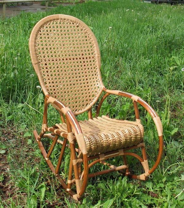 является кресло-качалка.