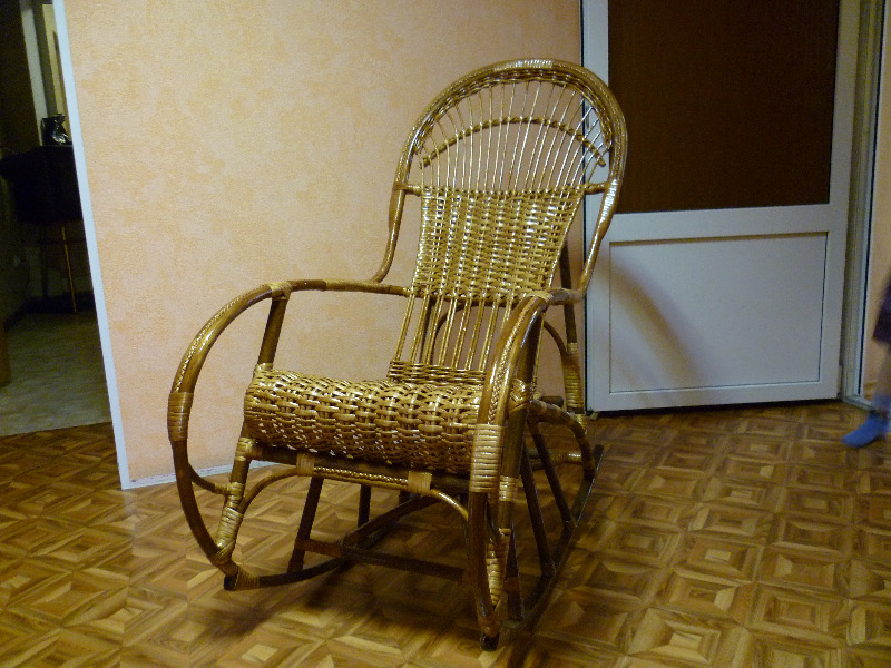 кресла- качалки, которая в