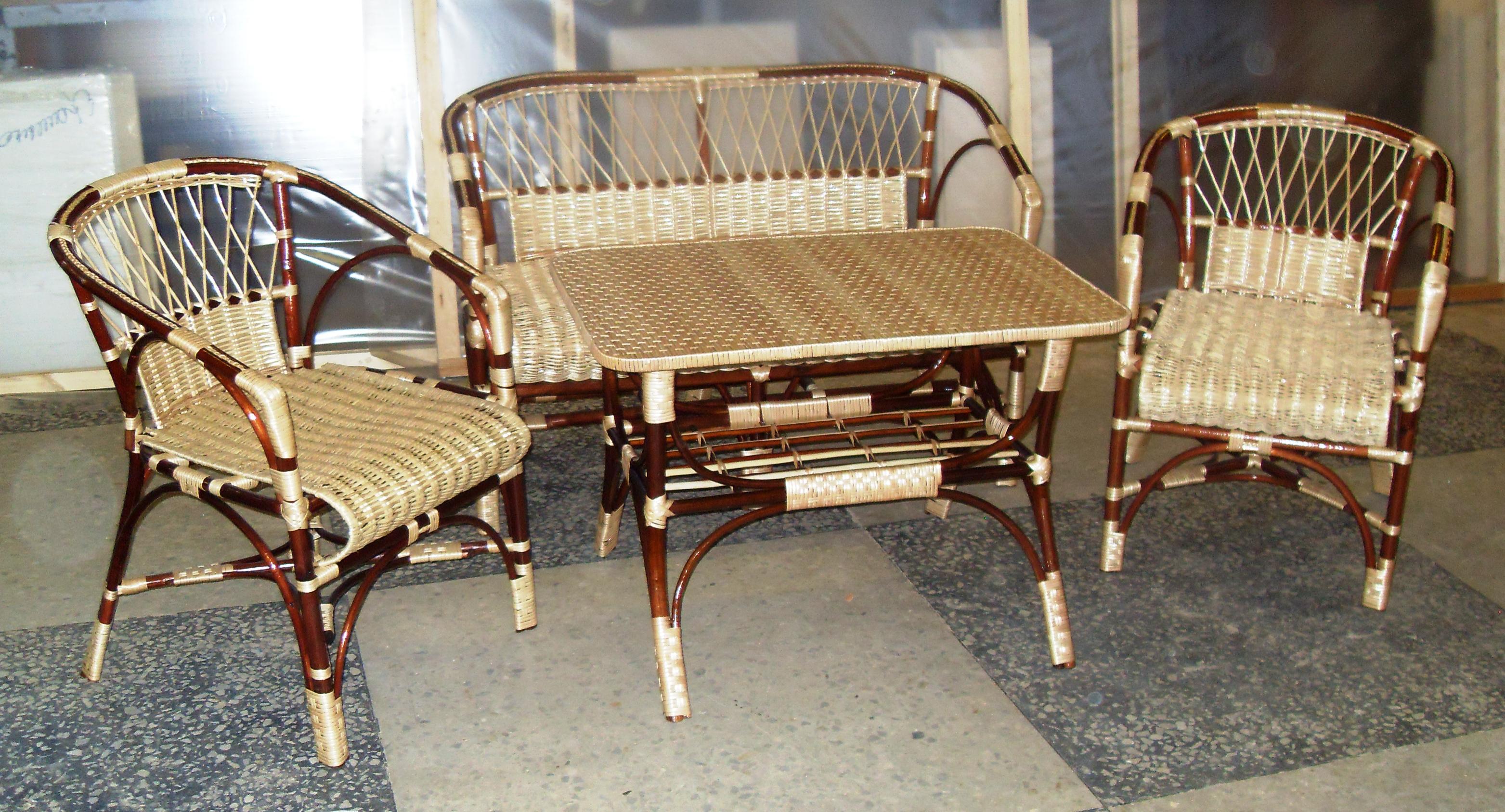 Плетеная мебель из лозы.цена